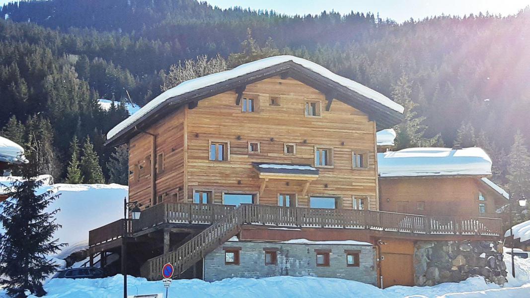 Location au ski Chalet triplex 8 pièces 15 personnes (ORCHIS) - Chalet Orchis - La Tania
