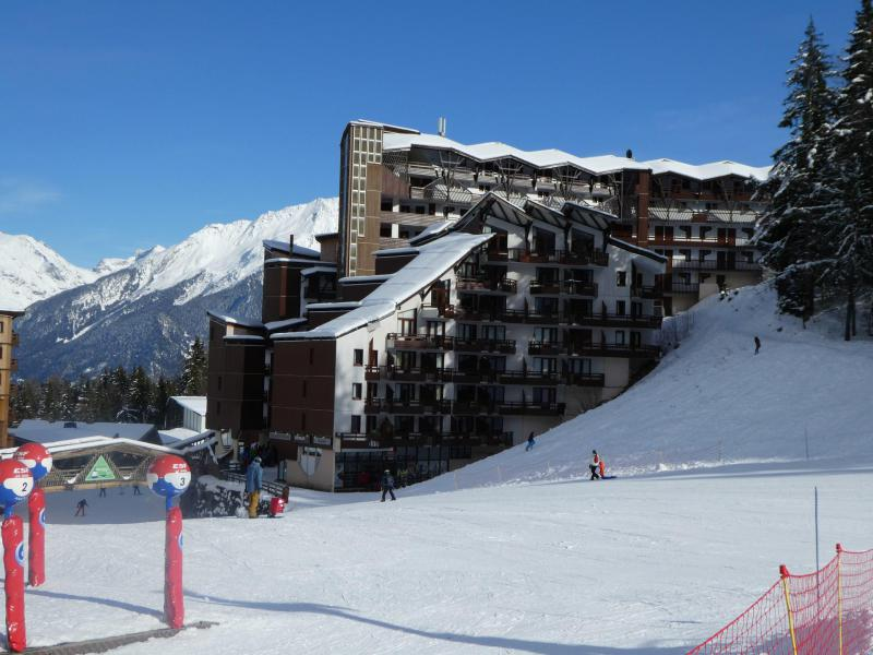 Аренда на лыжном курорте Résidence Grand Bois - La Tania