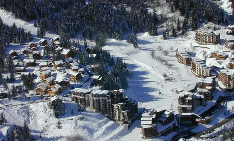Location au ski Appartement 2 pièces 5 personnes (303) - Résidence Grand Bois - La Tania