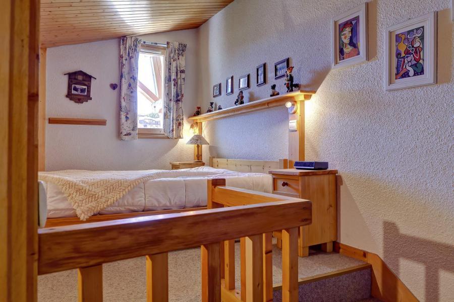 Аренда на лыжном курорте Апартаменты дуплекс 3 комнат 10 чел. (210) - Résidence Kalinka - La Tania - Мезонин