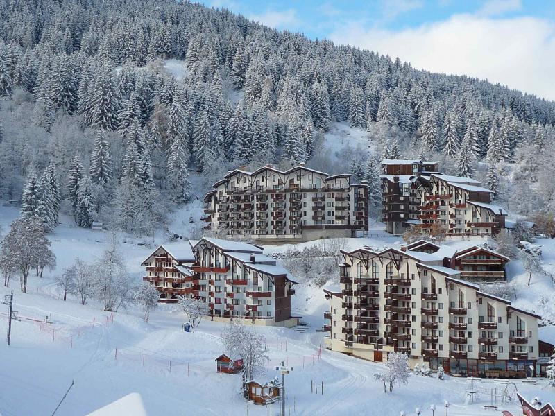 Аренда на лыжном курорте Апартаменты дуплекс 3 комнат 10 чел. (210) - Résidence Kalinka - La Tania