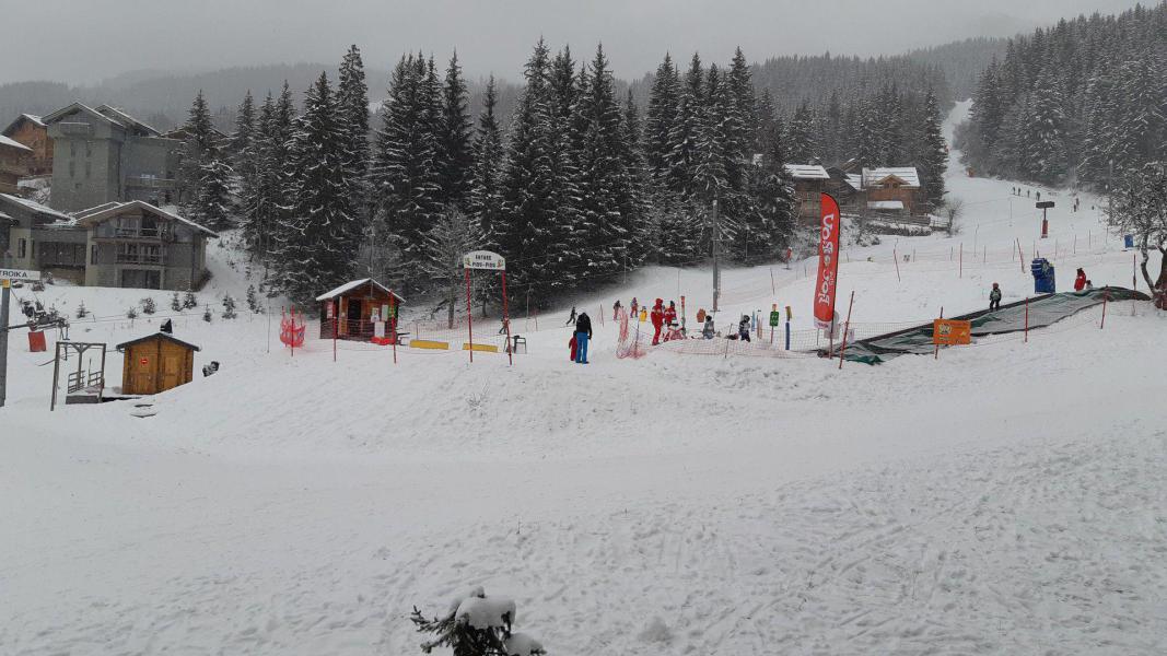 Location au ski Appartement 2 pièces 4 personnes (107) - Résidence Kalinka - La Tania