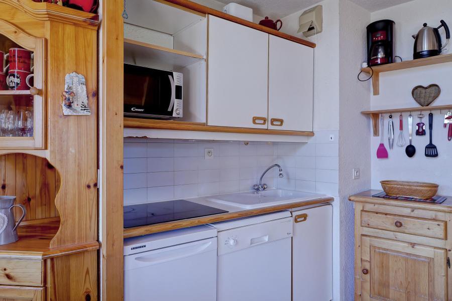 Location au ski Appartement duplex 3 pièces 10 personnes (210) - Résidence Kalinka - La Tania - Cuisine