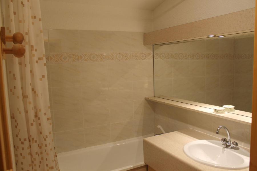 Аренда на лыжном курорте Апартаменты дуплекс 4 комнат 7 чел. (401) - Résidence l'Atrey - La Tania - Ванная