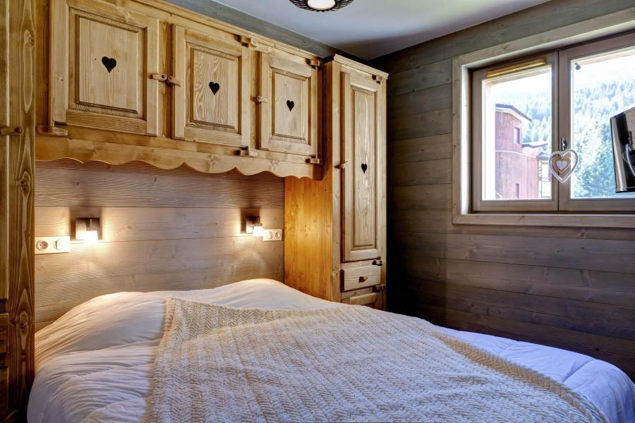 Wynajem na narty Apartament 3 pokojowy 7 osób (6) - Résidence le Rocher Blanc - La Tania