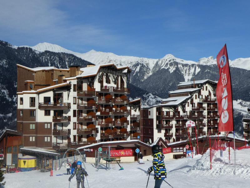 Аренда на лыжном курорте Résidence les Folyères - La Tania