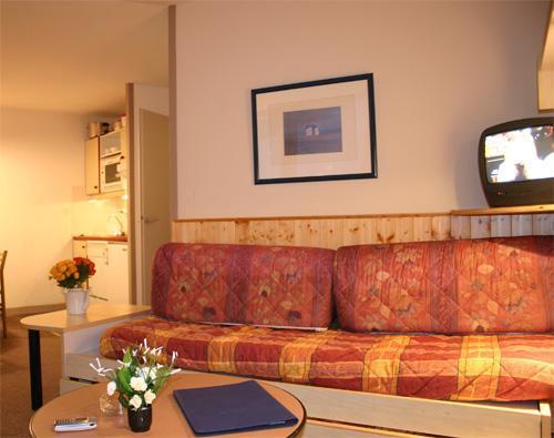 Location au ski Résidence Pierre & Vacances le Christiania - La Tania - Appartement