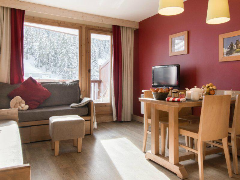 Location au ski Appartement 2 pièces 5 personnes - Résidence Pierre & Vacances le Christiania - La Tania