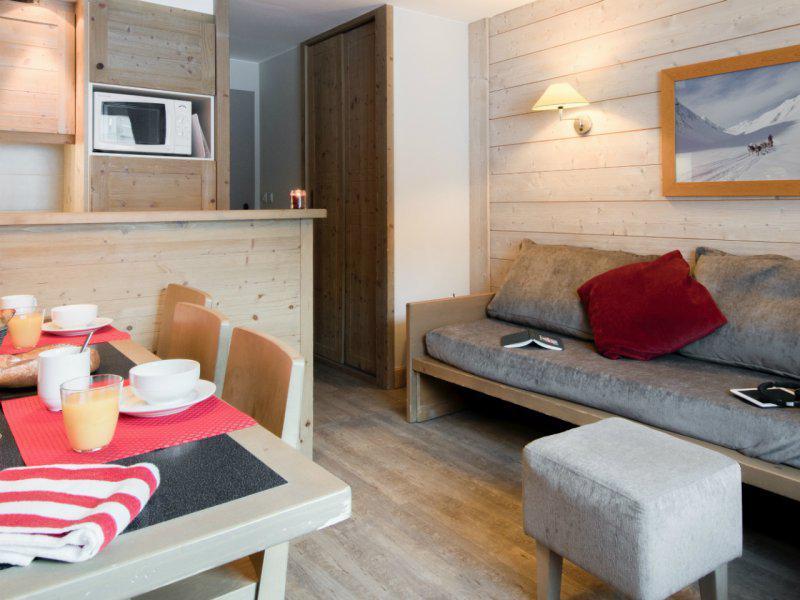 Location au ski Appartement duplex 3 pièces 7 personnes - Résidence Pierre & Vacances le Christiania - La Tania