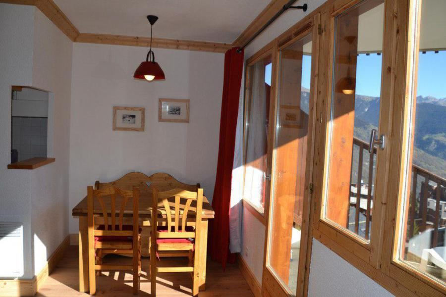 Аренда на лыжном курорте Апартаменты 2 комнат 4 чел. (34) - Résidence Saboia - La Tania - Салон