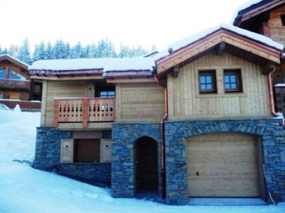 Location au ski Chalet Carlina Extension - La Tania