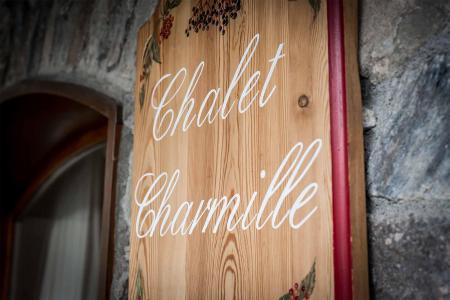 Location La Tania : Chalet Charmille hiver