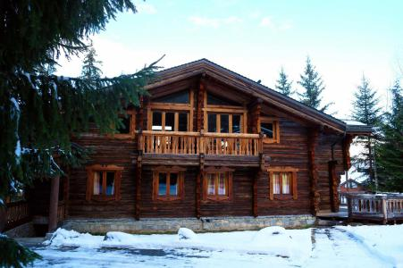 Rental La Tania : Chalet Elliot Ouest winter