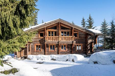 Rental Courchevel : Chalet Elliot Ouest winter