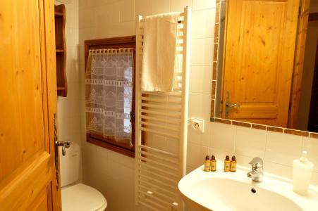 Rent in ski resort Chalet Lea - La Tania - Bathroom