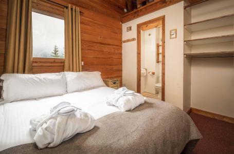 Location au ski Chalet Léa - La Tania - Chambre