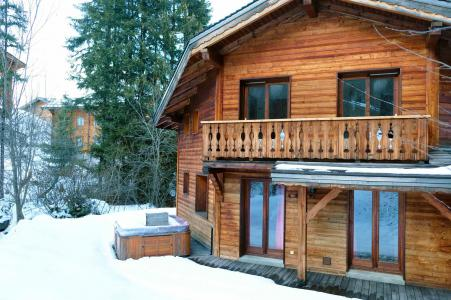 Rental La Tania : Chalet Morgane winter