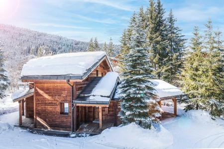 Location Courchevel : Chalet Morgane été