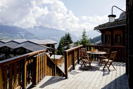 Rent in ski resort 8 room triplex chalet 15 people (ORCHIS) - Chalet Orchis - La Tania