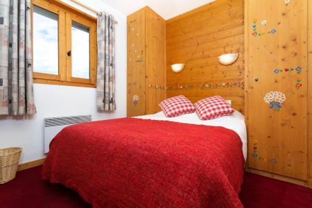 Location au ski Les Chalets de la Tania - La Tania - Lit double