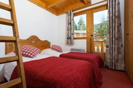 Location au ski Les Chalets de la Tania - La Tania - Lits twin