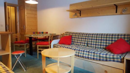Location au ski Appartement 2 pièces 5 personnes (303) - Residence Grand Bois - La Tania - Séjour