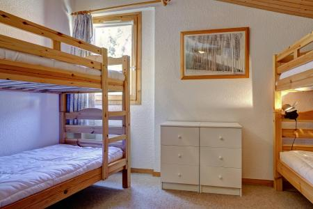 Location au ski Appartement duplex 3 pièces 10 personnes (210) - Résidence Kalinka - La Tania - Lits superposés