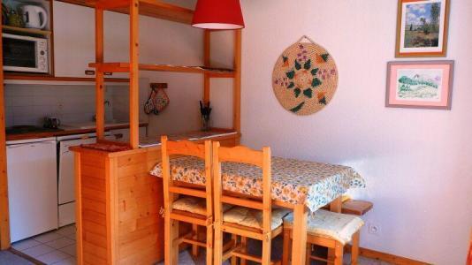 Location au ski Appartement 2 pièces 5 personnes (403) - Residence L'atrey - La Tania - Table