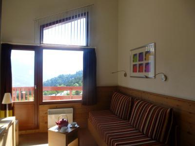 Rent in ski resort 2 room apartment 4 people (509) - Résidence le Britania - La Tania - Living room