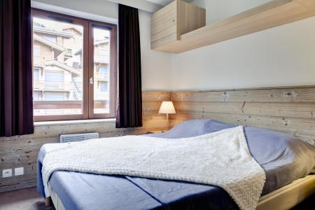 Rent in ski resort 2 room apartment 4 people (511) - Résidence le Britania - La Tania - Single bed