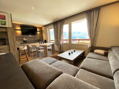 Rent in ski resort 3 room apartment 6 people (210-211) - Résidence le Britania - La Tania