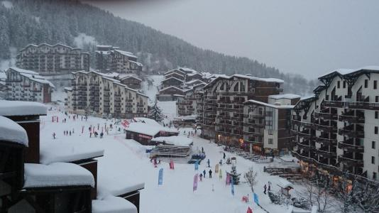 Location au ski Studio coin montagne 5 personnes (33) - Residence Les Folyeres - La Tania