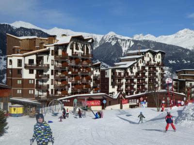 Ski en famille Résidence les Folyères