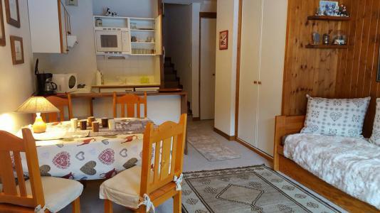 Location au ski Studio 4 personnes (56) - Résidence les Folyères - La Tania