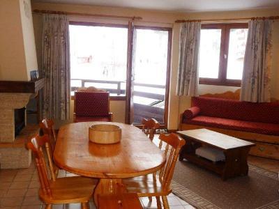Location au ski Appartement 3 pièces cabine 5 personnes (29) - Residence Les Folyeres - La Tania - Séjour