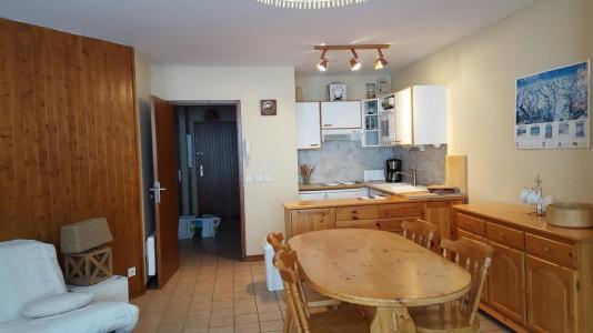 Location au ski Appartement 3 pièces cabine 5 personnes (29) - Residence Les Folyeres - La Tania - Table