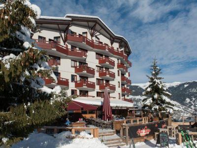 Аренда на лыжном курорте Résidence Pierre et Vacances le Britania - La Tania