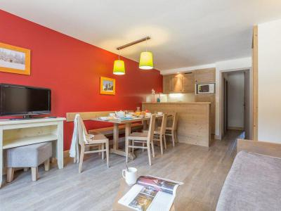 Location au ski Appartement duplex 3 pièces 8 personnes - Résidence Pierre & Vacances le Christiania - La Tania