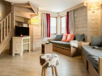 Location au ski Appartement duplex 3 pièces 8 personnes (Duplex Exception) - Résidence Pierre & Vacances le Christiania - La Tania