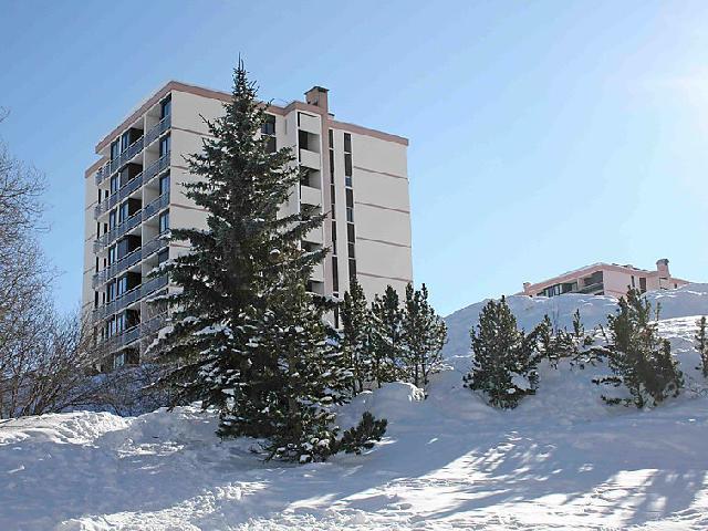 Voyage au ski Bellard