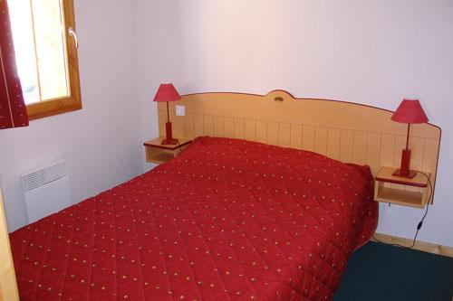Location au ski Appartement 2 pièces 4 personnes - Les Chalets Goelia - La Toussuire - Chambre