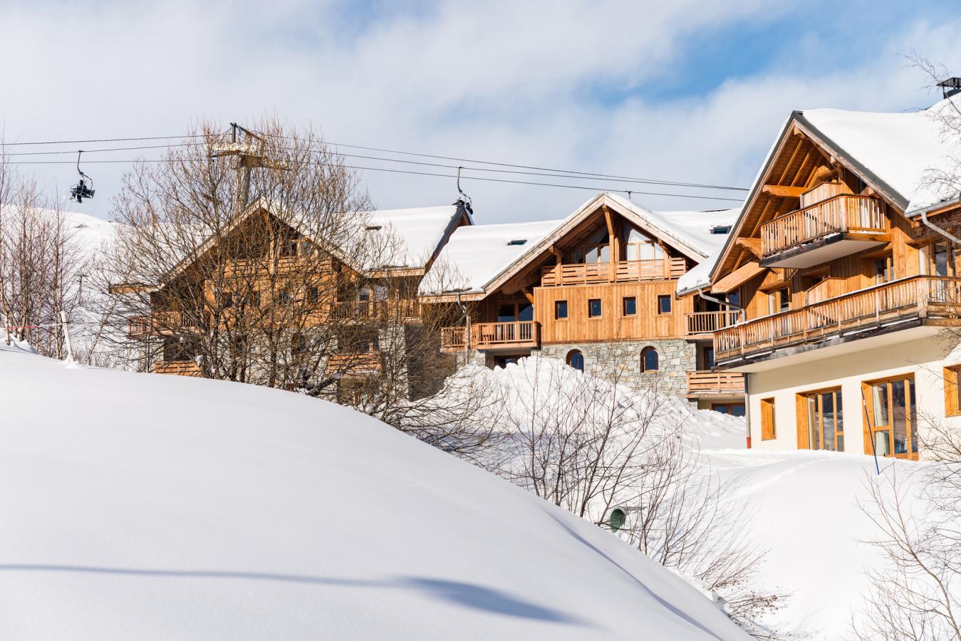 r sidence lagrange les balcons des aiguilles 15 la toussuire location vacances ski la. Black Bedroom Furniture Sets. Home Design Ideas