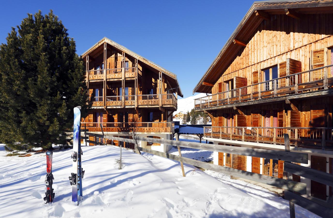 location 6 personnes 224 la toussuire alpes du nord montagne vacances
