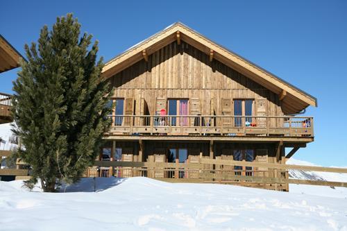 Location Residence Les Chalets Des Cimes hiver