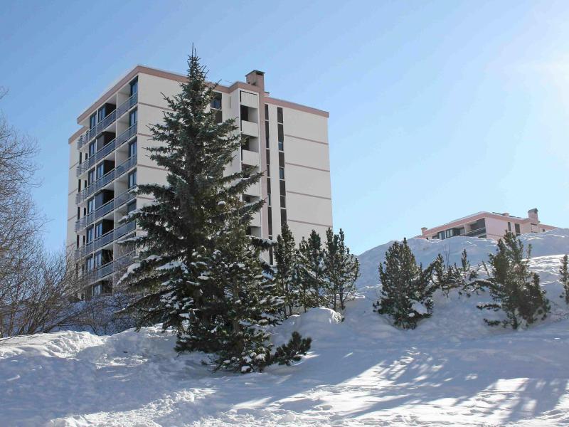 Holiday in mountain resort Bellard - La Toussuire - Winter outside