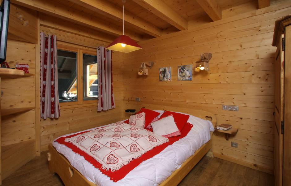 Location au ski Chalet Jardin d'Hiver - La Toussuire - Chambre
