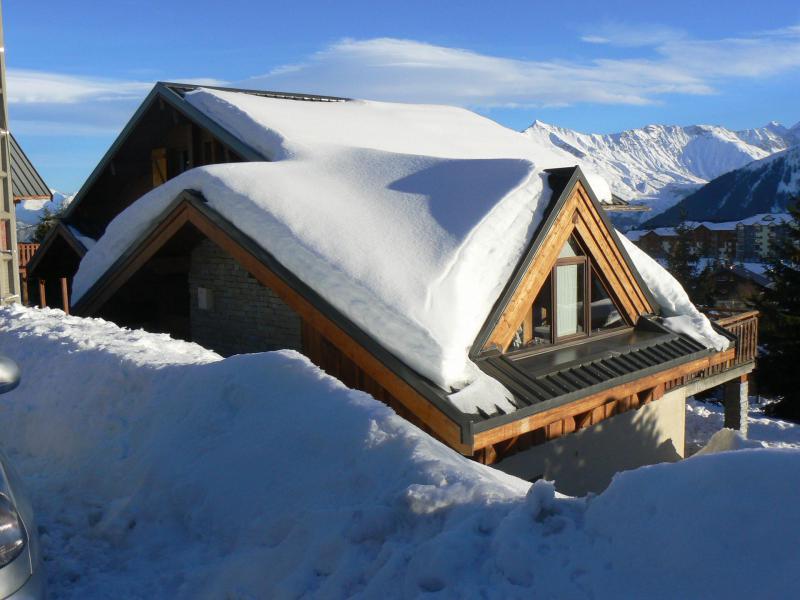 Chalet Chalet l'Harricana - La Toussuire - Northern Alps