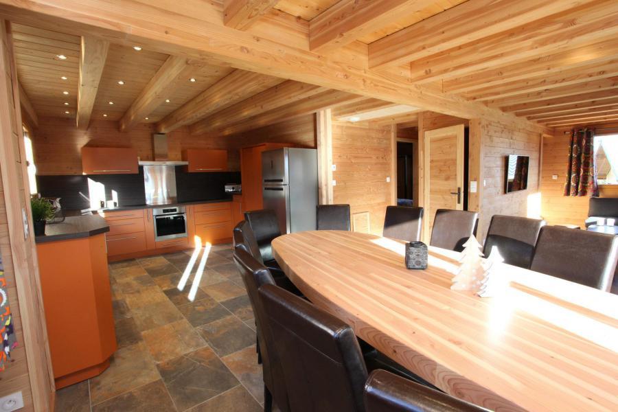 Chalet Chalet le Cocoon - La Toussuire - Northern Alps