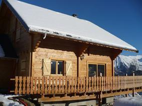 Chalet Chalet le Pastel des Alpes - La Toussuire - Northern Alps