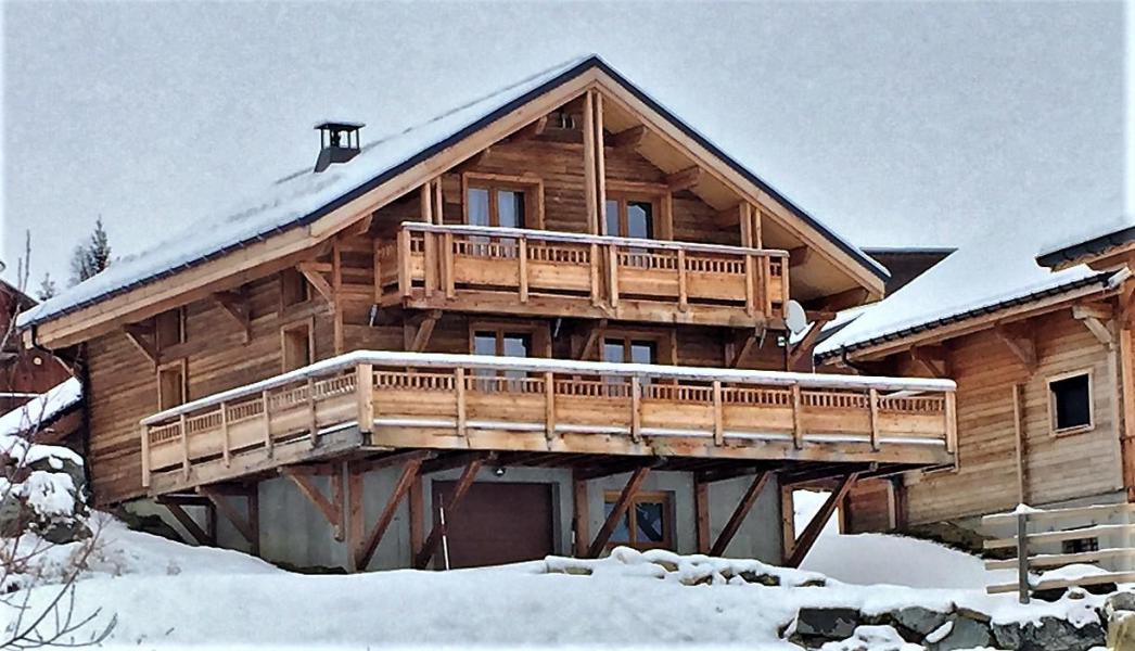Chalet Chalet les Marmottes - La Toussuire - Northern Alps